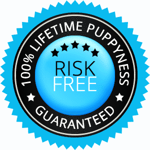 Lifetime Puppyness Guarantee